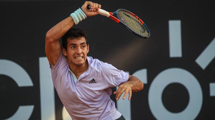 Garin gana una batalla de más de tres horas y sufriendo avanza a los octavos del ATP 500 de Río de Janeiro