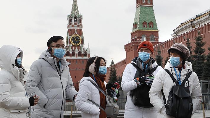 Rusia suspende el ingreso de chinos a su territorio para impedir propagación de coronavirus