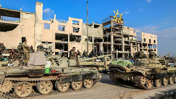 """Secretario general de la ONU pide un """"alto el fuego inmediato"""" en Siria y alerta del rápido deterioro de la situación"""