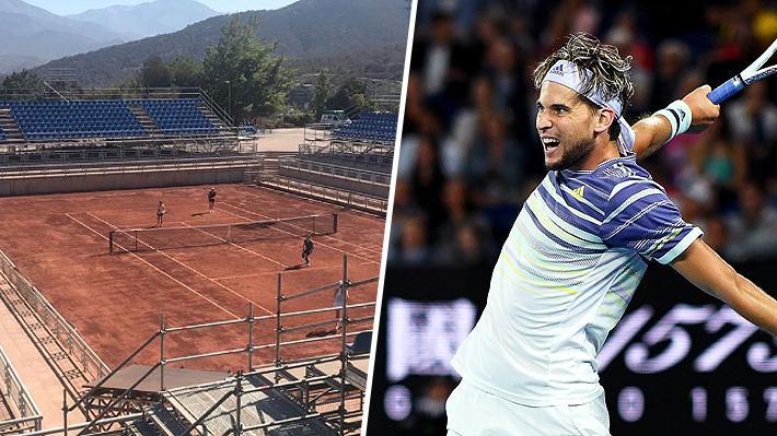 Organización del ATP de Santiago detalla su gran desafío y explica qué tan real es la opción de que venga Thiem