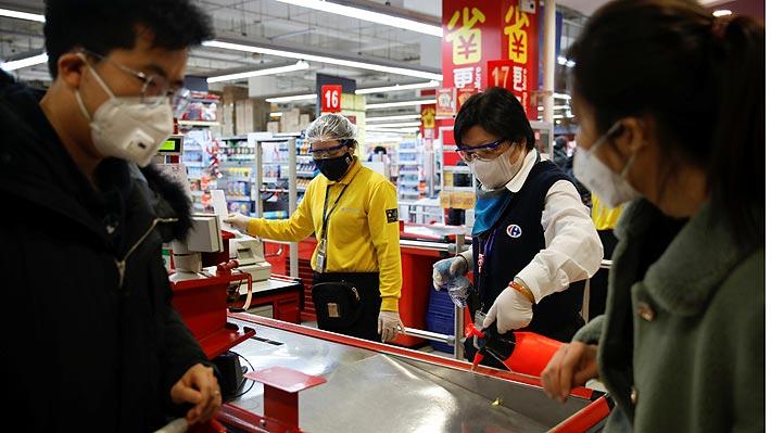 """Autoridades chinas aseguran que el impacto del coronavirus en su economía será """"limitado"""""""