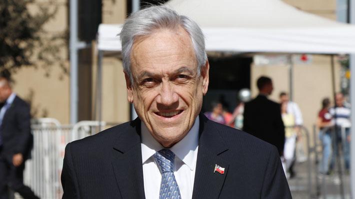 """Presidente Piñera """"urge"""" al Congreso aprobar en marzo reforma a pensiones e Ingreso Mínimo Garantizado"""