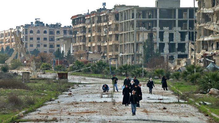 Conflicto en Siria: La actualidad de una guerra que lleva nueve años sin detenerse