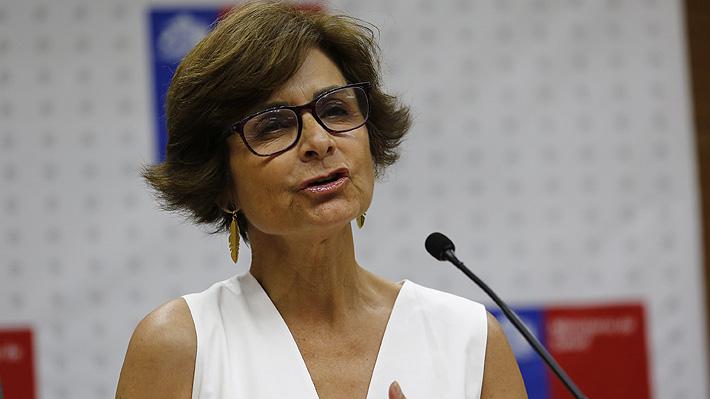 Ministra (s) de Salud asegura que se descartó un caso de coronavirus en Santiago