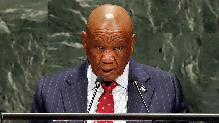 Primer Ministro de Lesoto será acusado formalmente por el asesinato de su esposa