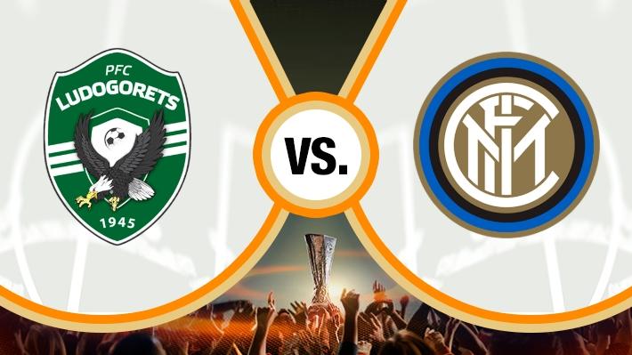Revive la victoria del Inter ante Ludogorets por la Europa League