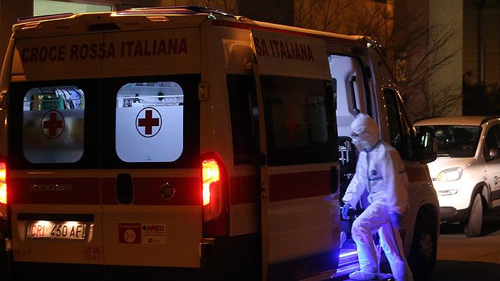 Cierran lugares públicos en el norte de Italia tras detectar 14 casos de coronavirus