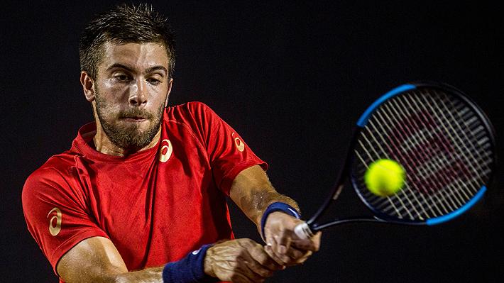 """Fue 12° del mundo y se le llamó la """"Estrella del mañana"""": Quién es el croata al que enfrentará Garin en las semis del ATP de Río"""