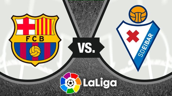 Revive la goleada de Barcelona al Eibar