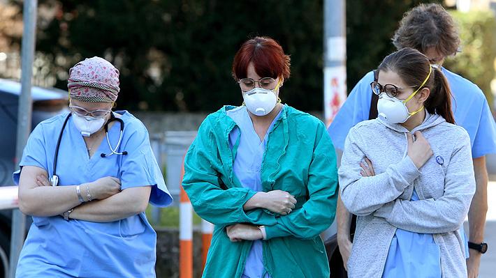 Aumentan muertos por coronavirus fuera de China: Italia registró dos fallecidos y Corea del Sur declara emergencia grave