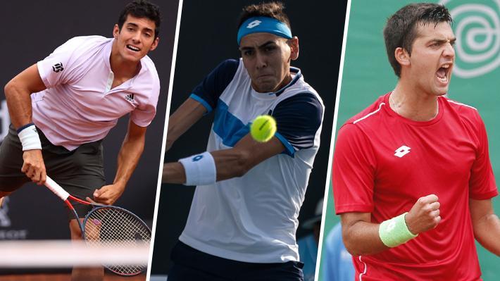 Garin libre, Tabilo ante un ex 33 del mundo y Barrios frente a un qualy: El sorteo de los chilenos para el ATP de Santiago