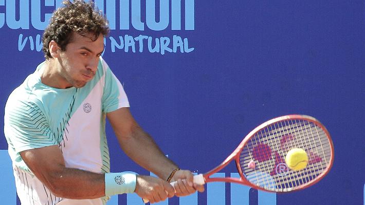 Lama, Gaedechens y Núñez cayeron y la qualy del ATP de Santiago se quedó sin chilenos