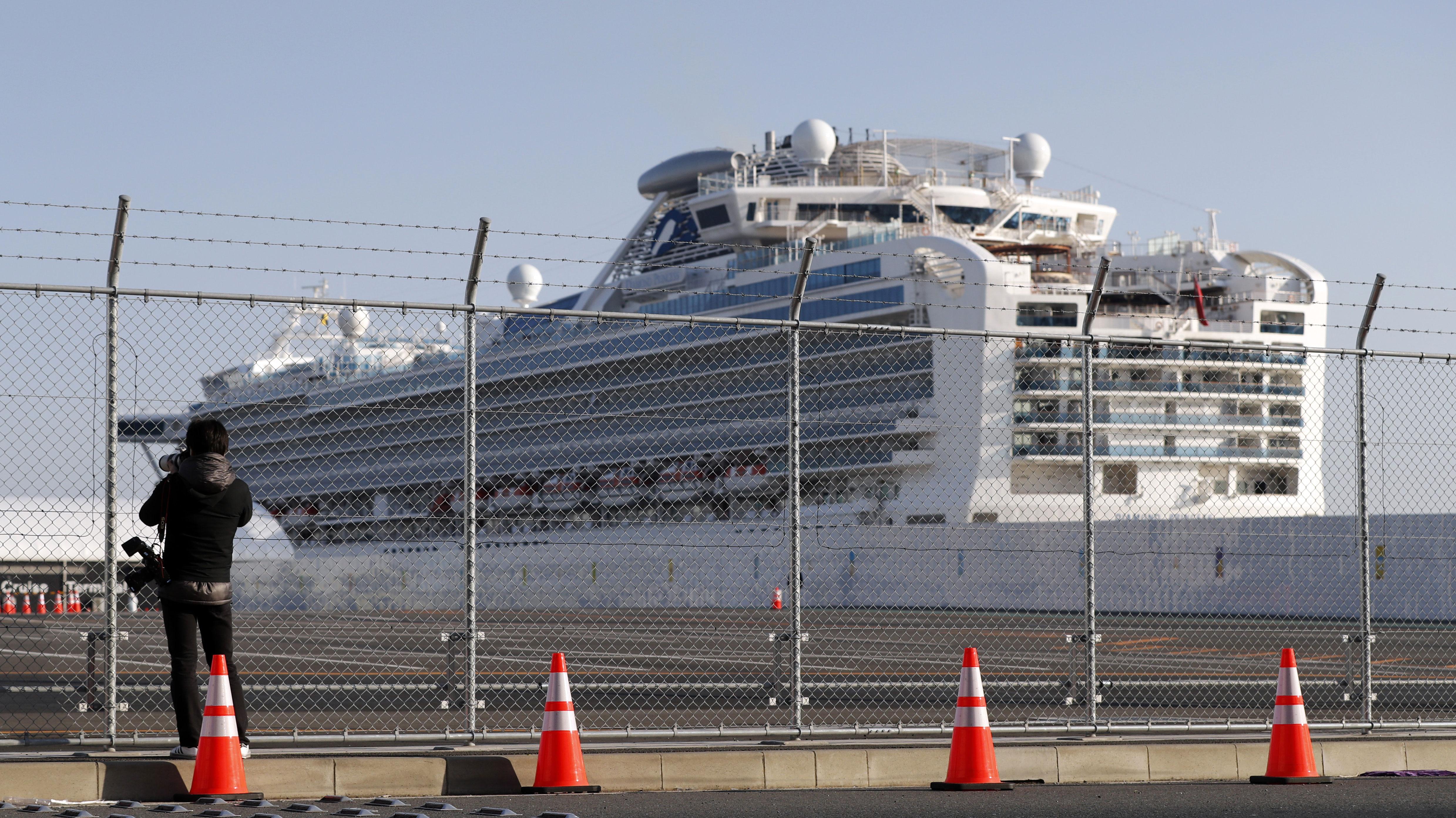 Informan muerte de tercer pasajero del crucero Diamond Princess pero no confirman si fue producto del coronavirus