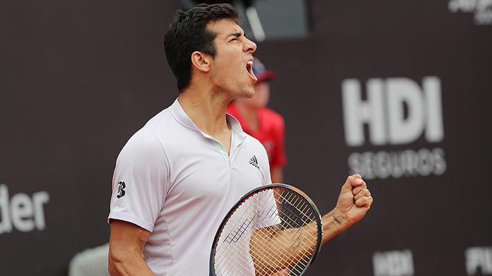 Garin vence definitivamente a Coric, avanza a la final del ATP de Río y por primera vez será top 20