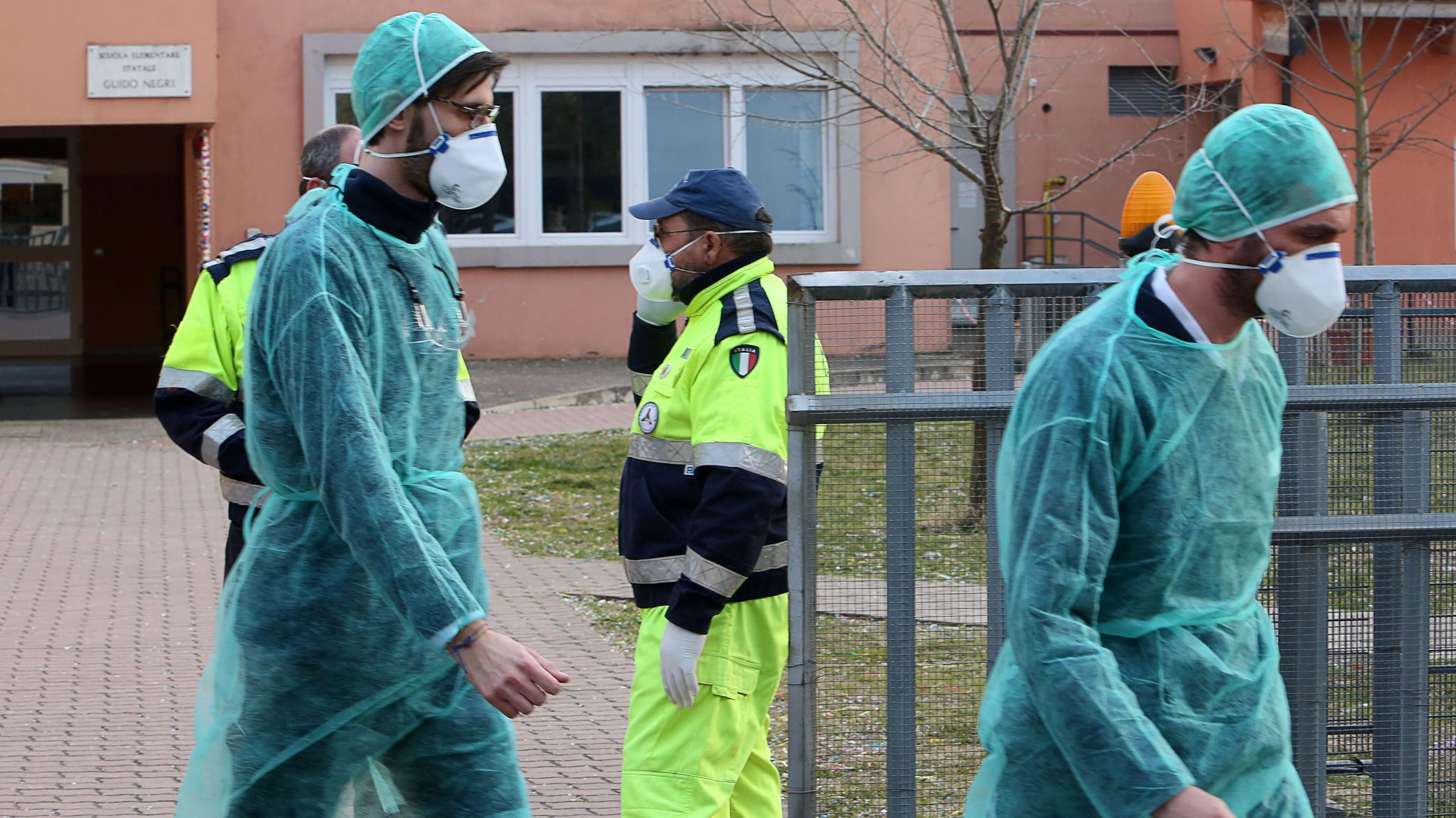 Coronavirus: Autoridades italianas confirman la tercera muerte en el país producto de la epidemia