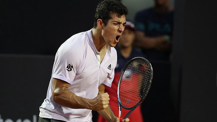 Garin lloró tras llevarse el ATP de Río: Mira el punto con el que ganó y su emocionada celebración
