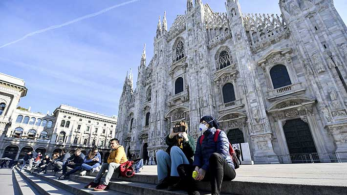Autoridades confirman una quinta persona fallecida en Italia por coronavirus e Irán las eleva a 12