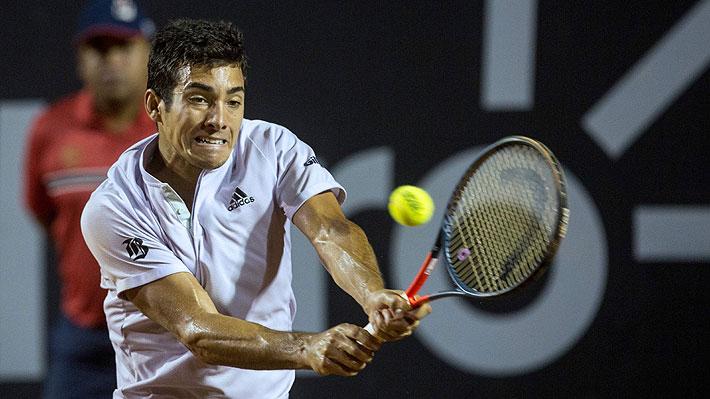 Tras su título en Río, organización del ATP de Santiago modificó la programación del debut de Garin... Revisa cuándo juega