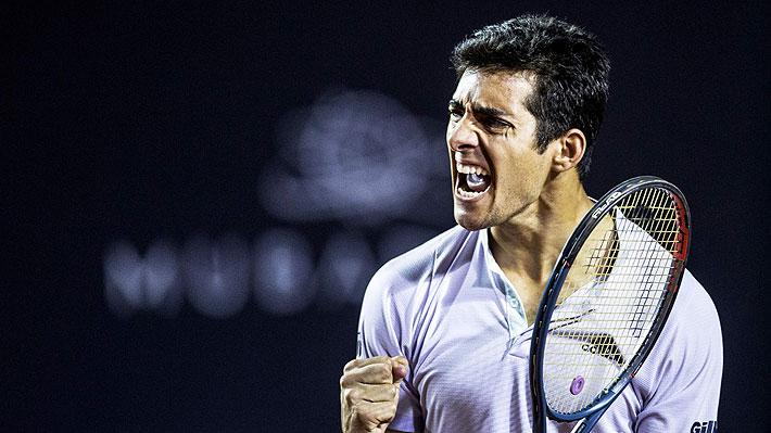 Los torneos que se le vienen a Garin tras su título en Río y los puntos que defiende antes de Roland Garros
