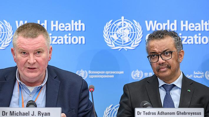 """Coronavirus: OMS advierte que el mundo debe prepararse para una """"eventual pandemia"""""""