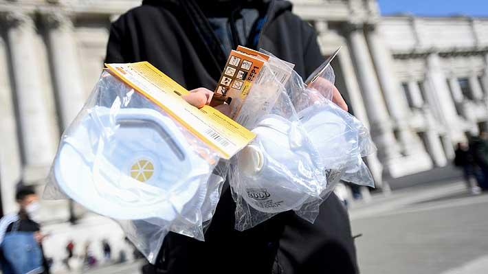 Italia registra el primer caso de coronavirus en el sur del país