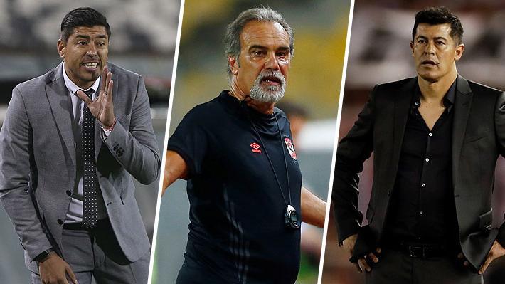 Los nombres que comienzan a surgir en Colo Colo para reemplazar al despedido Mario Salas