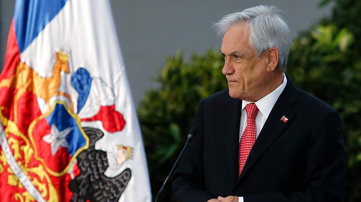 Acuerdo por la paz y la democracia: Gobierno inicia contactos para conseguir apoyos a la idea del Presidente Piñera