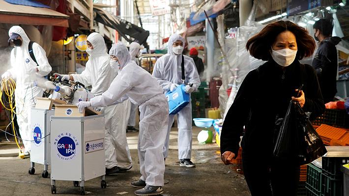 Nuevo balance de coronavirus: China confirma 2.715 muertes y 78.064 contagiados