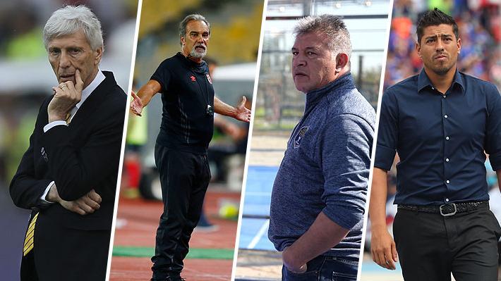 Varios sin club y predominan argentinos... En qué están y los pergaminos de los DTs que surge como opción para Colo Colo