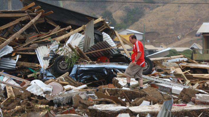 El aprendizaje que comenzó con el terremoto del 27F: Diez años de Desafío Levantemos Chile
