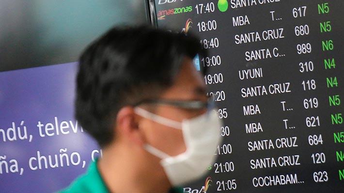 Trabajo remoto y cancelaciones de viajes: Cómo se preparan las empresas en Chile para evitar casos de coronavirus