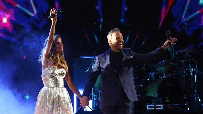 """""""Fusión Humor"""" marca el peak de rating con 45 puntos en jornada menos vista del Festival de Viña 2020"""