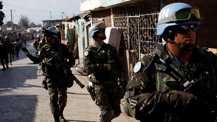 Discriminados y abandonados: La dura vida de los hijos de la misión de paz de la ONU en Haití