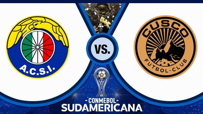 Revive la victoria de Audax ante Cusco por la Copa Sudamericana