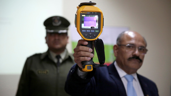 Bolivia informa coordinación con Chile y otros países de Sudamérica para enfrentar el coronavirus