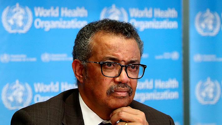 """OMS eleva a """"muy alto"""" el riesgo de expansión global del nuevo coronavirus"""