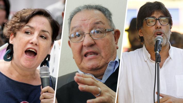 """Ala progresista de la oposición responde a carta de figuras de la ex Concertación y califica su propuesta como """"elitaria"""""""