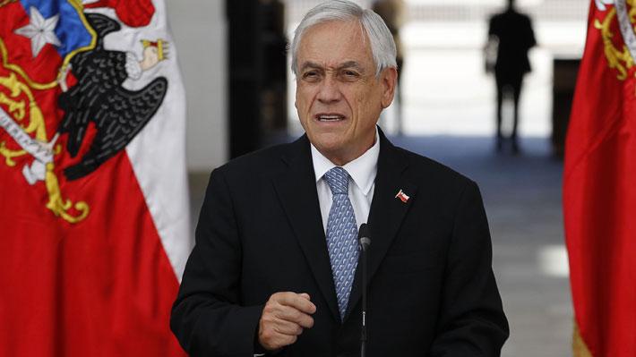 "Presidente entrega mensaje de tranquilidad tras primer caso de coronavirus: ""Estamos preparados para enfrentar esta epidemia"""