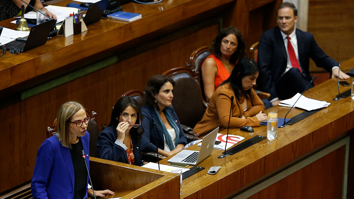 """Ministra Plá al cerrar interpelación: """"Todavía hay en Chile personas que cuestionan un ministerio como el nuestro"""""""