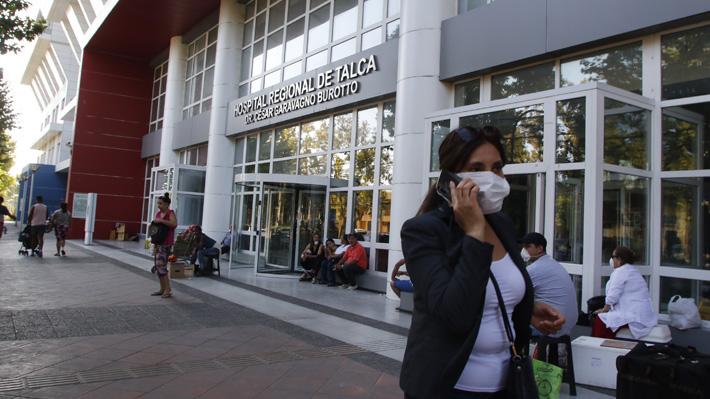 Hualañé y San Javier suspenden clases por caso de paciente con coronavirus en Talca