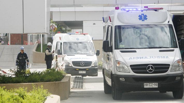 Hospital de Talca analiza dos casos sospechosos por coronavirus: Resultados se conocerían durante esta jornada