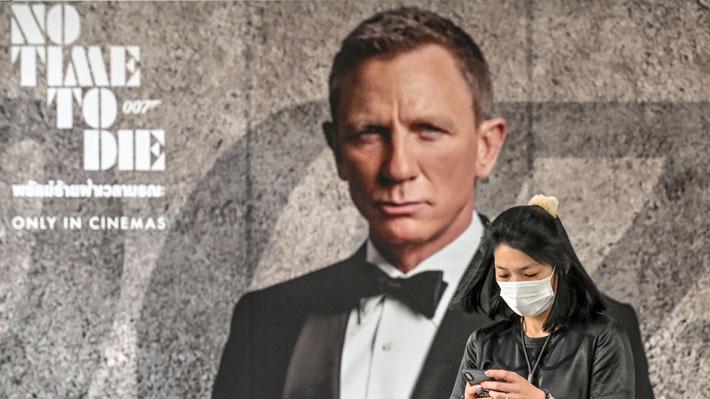 Posponen el estreno mundial de la más reciente cinta de James Bond ante el brote del coronavirus