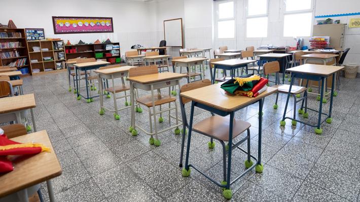 Coronavirus afecta a la educación: Casi 300 millones de alumnos están sin clases en todo el mundo debido a la emergencia