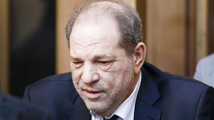 Harvey Weinstein dejó el hospital y fue trasladado a la cárcel a la espera de su sentencia