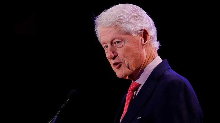 """Bill Clinton recuerda infidelidad y asegura que relación con Mónica Lewinsky fue para """"gestionar su ansiedad"""""""
