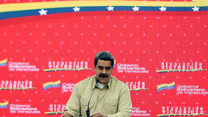 Nicolás Maduro denunció que EE.UU. quiere empujar a Brasil a un conflicto armado con Venezuela