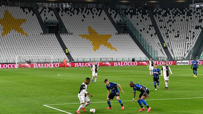 El coronavirus tiene en jaque a la Serie A y ahora incluso piden que se suspenda el Calcio
