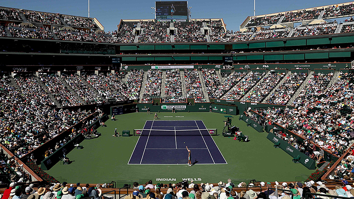 Coronavirus golpea al tenis: Cancelan Indian Wells ante temores por avance del brote