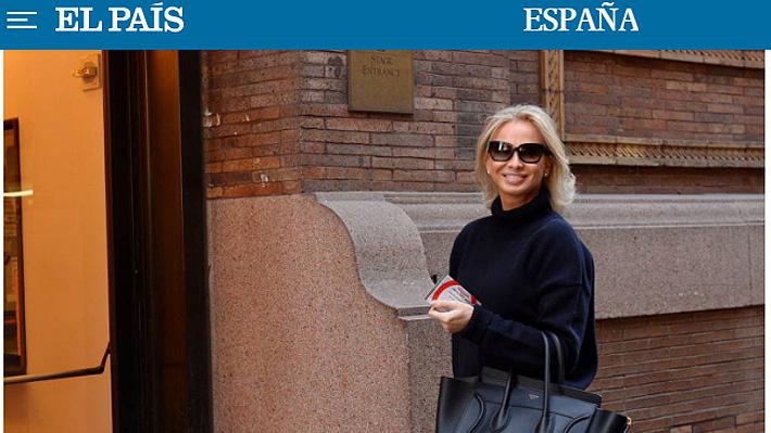 """Nuevo escándalo en la monarquía española: """"Íntima"""" amiga del rey Juan Carlos lo denunciará por amenazas"""