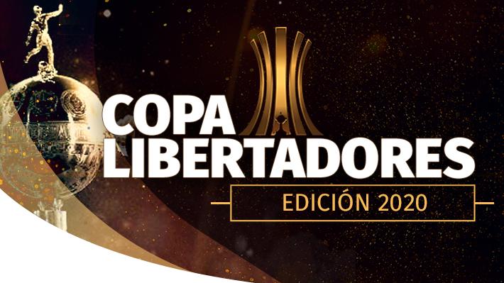 Resultados y programación de la Copa Libertadores